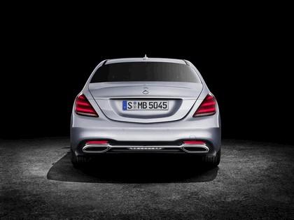 2017 Mercedes-Benz S-Klasse LWB 11