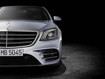 2017 Mercedes-Benz S-Klasse LWB 12