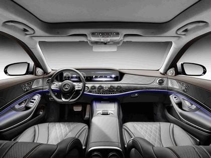 2017 Mercedes-Benz S-Klasse LWB 15