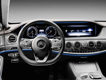 2017 Mercedes-Benz S-Klasse LWB 16