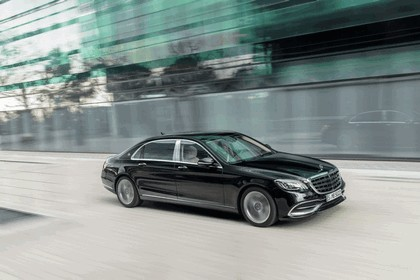 2017 Mercedes-Maybach S 560 4Matic 1