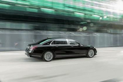 2017 Mercedes-Maybach S 560 4Matic 2