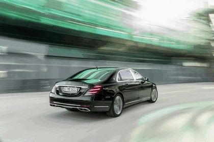 2017 Mercedes-Maybach S 560 4Matic 3
