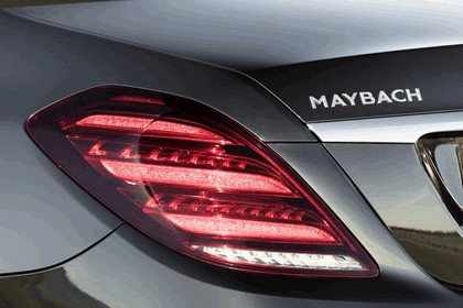 2017 Mercedes-Maybach S 560 4Matic 9