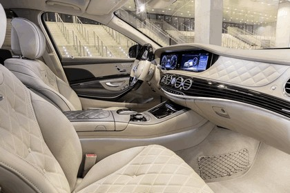 2017 Mercedes-Maybach S 560 4Matic 12