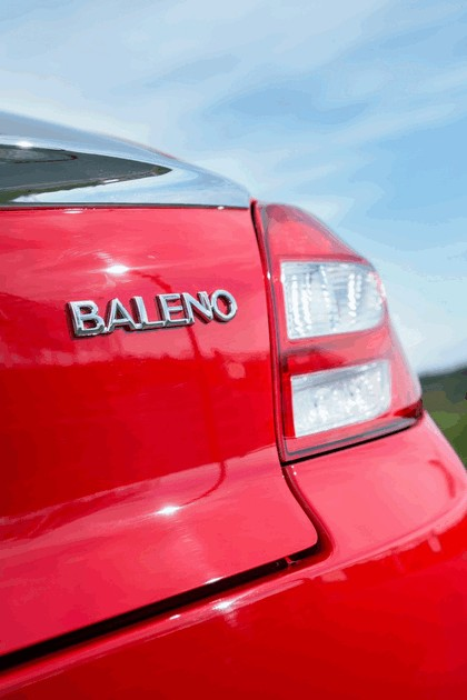 2017 Suzuki Baleno - UK version 47