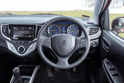 2017 Suzuki Baleno - UK version 56