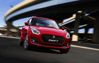 2017 Suzuki Swift 4x4 4