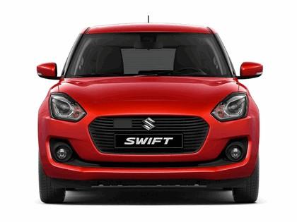 2017 Suzuki Swift 4x4 9