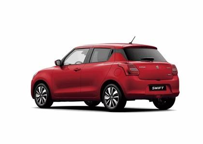 2017 Suzuki Swift 4x4 13