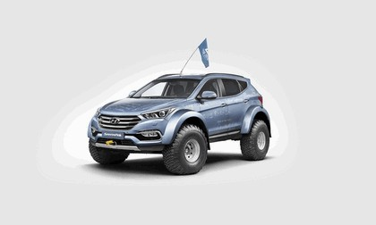 2017 Hyundai Santa Fe Endurance - Antarctica edition 4