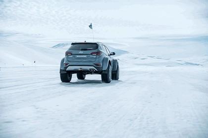 2017 Hyundai Santa Fe Endurance - Antarctica edition 7