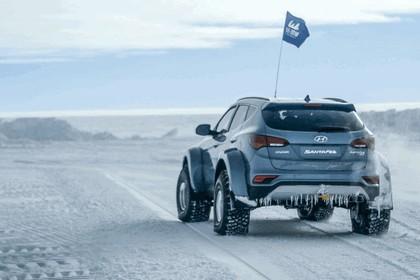 2017 Hyundai Santa Fe Endurance - Antarctica edition 8
