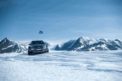 2017 Hyundai Santa Fe Endurance - Antarctica edition 9
