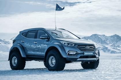 2017 Hyundai Santa Fe Endurance - Antarctica edition 12