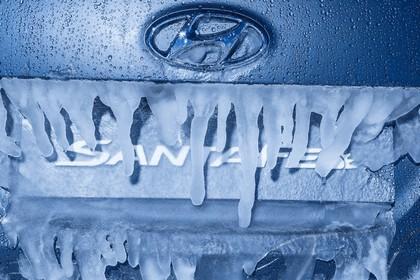 2017 Hyundai Santa Fe Endurance - Antarctica edition 22