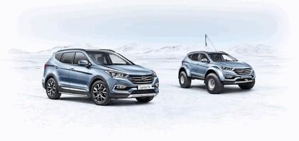 2017 Hyundai Santa Fe Endurance - Antarctica edition 25