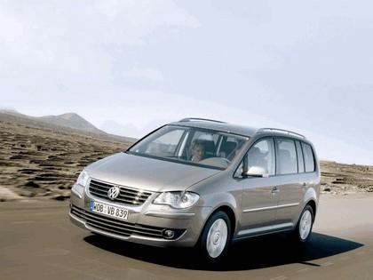 2007 Volkswagen Touran 2