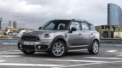 2017 Mini Cooper S E Countryman ALL4 3