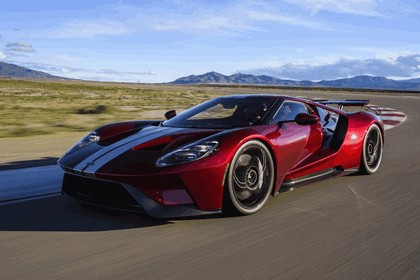 2017 Ford GT 4