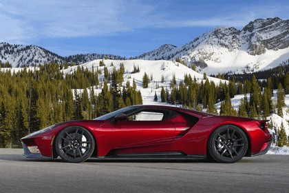 2017 Ford GT 8