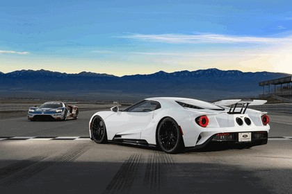 2017 Ford GT 25