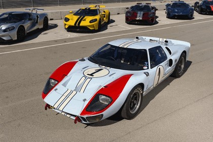 2017 Ford GT 26