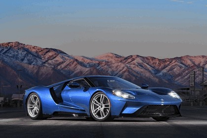 2017 Ford GT 29