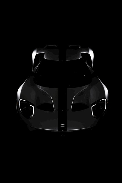 2017 Ford GT 35