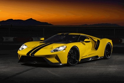 2017 Ford GT 41
