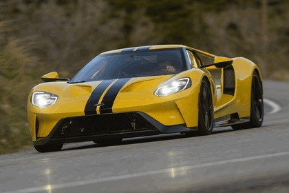 2017 Ford GT 48