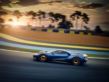 2017 Ford GT 55