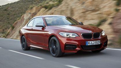 2017 BMW M240i coupé 7