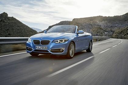 2017 BMW M240i convertible 1