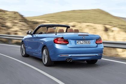 2017 BMW M240i convertible 3