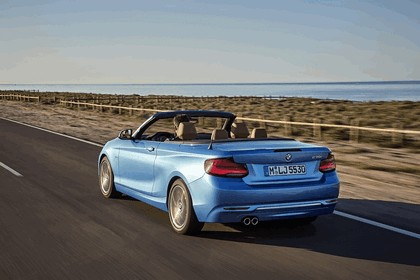 2017 BMW M240i convertible 6