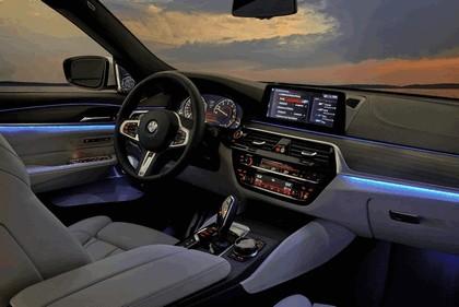 2017 BMW 640i xDrive Gran Turismo 53