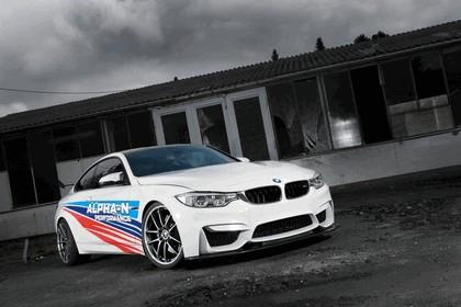 2017 BMW M4 ( F82 ) RS by Alpha-N 1