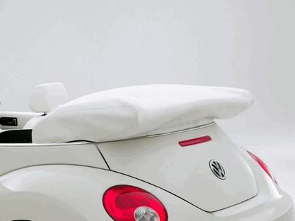 2007 Volkswagen Triple White New Beetle convertible 5