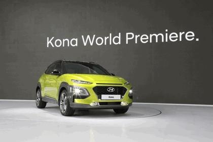 2017 Hyundai Kona 1