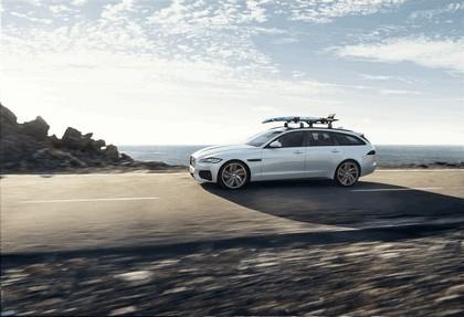 2017 Jaguar XF Sportbrake S AWD 7