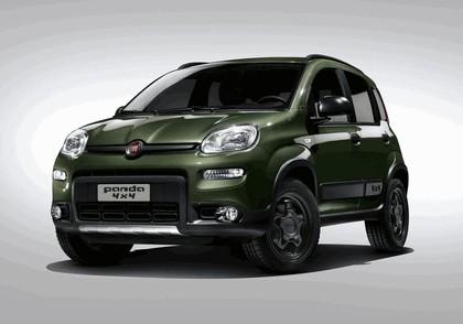 2017 Fiat Panda 4x4 1