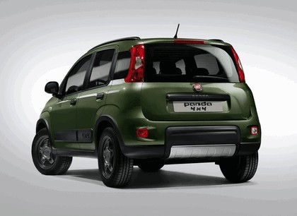 2017 Fiat Panda 4x4 2