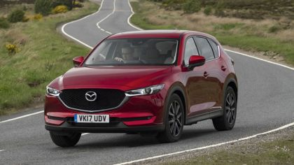 2017 Mazda CX-5 SE-L Nav - UK version 1