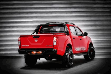 2017 Nissan Frontier Attack concept 3