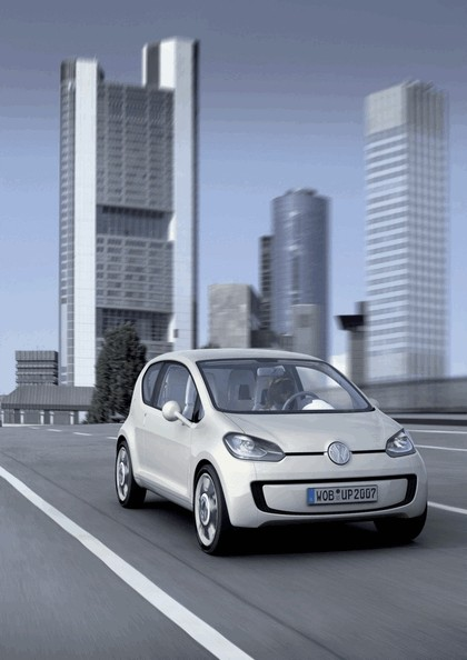 2007 Volkswagen Up concept 4