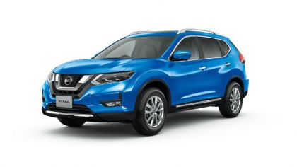 2017 Nissan X-trail - UK version 2