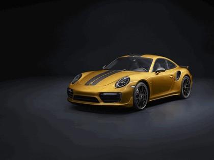 2017 Porsche 911 ( 991 type II ) Turbo S Exclusive Series 1
