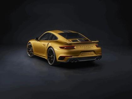 2017 Porsche 911 ( 991 type II ) Turbo S Exclusive Series 3