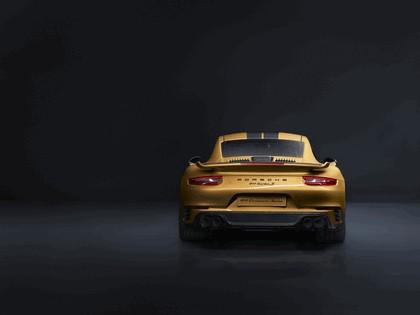 2017 Porsche 911 ( 991 type II ) Turbo S Exclusive Series 5